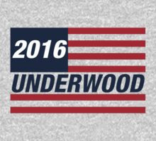 Frank Underwood For US President 2016 by jvdv91