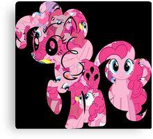 Pinkie Pie Party Canvas Print