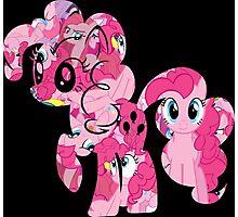 Pinkie Pie Party Photographic Print