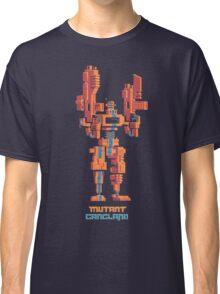 Mutant Gangland Signal 1 Classic T-Shirt