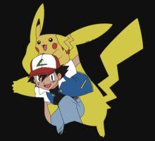 Pikachu, I Choose You! by missvinylpop