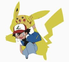 Pikachu, I Choose You! Kids Clothes