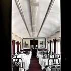 Dining on the Rails by debidabble