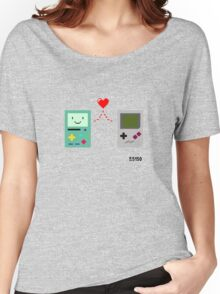 BMO <3 GB Women's Relaxed Fit T-Shirt