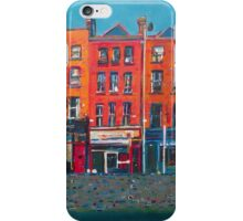 Arran Quay, Dublin, Ireland iPhone Case/Skin
