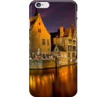 The Fairy Docks iPhone Case/Skin