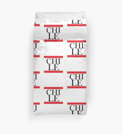 Chile Design Duvet Cover