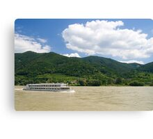 Blue Danube Canvas Print