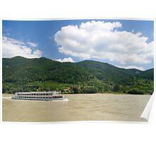 Blue Danube Poster