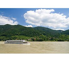 Blue Danube Photographic Print