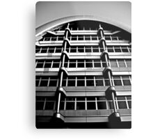 Architecture Metal Print