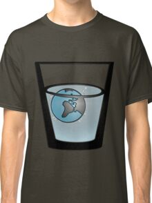 The earth is melting... Classic T-Shirt