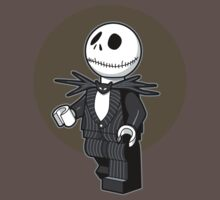 Brick Skellington Kids Clothes