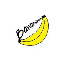 Bananana Photographic Print