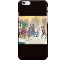 Searching For Infidel Readership  iPhone Case/Skin