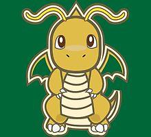 Dragonite by Eat Sleep Poke Repeat