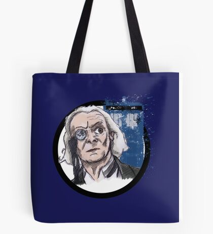 First Lord of Time Tote Bag