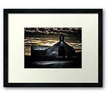 Doon Church Framed Print