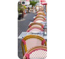 Wicker Chairs iPhone Case/Skin