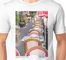 Wicker Chairs Unisex T-Shirt