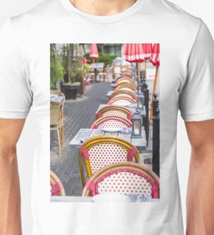 Wicker Chairs Unisex T-Shirt