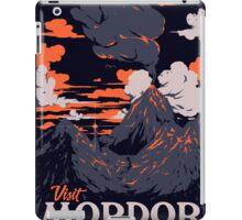 Visit Mordor iPad Case/Skin