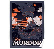 Visit Mordor Poster