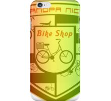 gnbs  iPhone Case/Skin