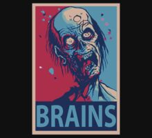 Brains by undeadwarrior