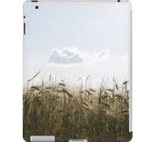 A touch of Earth iPad Case/Skin