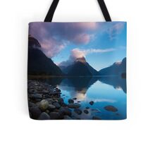 Milford Sound, New Zealand Tote Bag