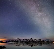 The Milky Way by Frank Olsen