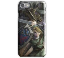 The Legend of Zelda - Link [Fan Art] iPhone Case/Skin