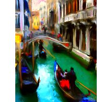 Venice I Wish Photographic Print
