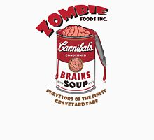 Zombie Brains Soup Unisex T-Shirt