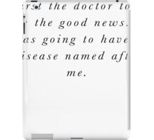 Funniest Quote T Shirt, Mugs, Duvets, Cases, Posters, Cards, Clothing. iPad Case/Skin
