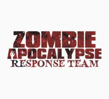 Zombie Apocalypse Team by undeadwarrior