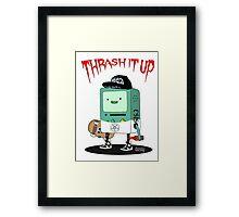ThrashMO Framed Print