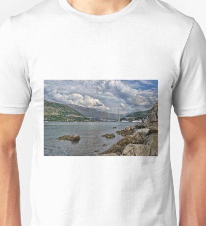 Franjo Tudman Road ridge Unisex T-Shirt