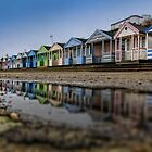 Southwold Reflections by Simon Duckworth