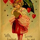 Valentine's Day Card by © Kira Bodensted