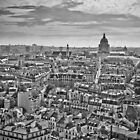 City Scape by cowwws