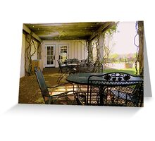 In the Shade of Day (the King Family Vineyard)  ^ Greeting Card