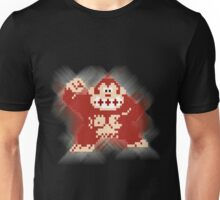 8bit Donkey Kong Unisex T-Shirt