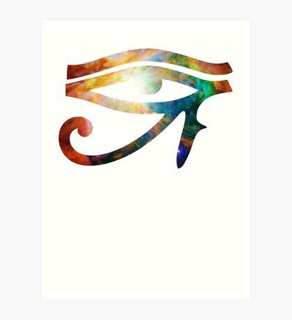 Heart of Orion | Eye of Ra [Eye of Horus] Art Print