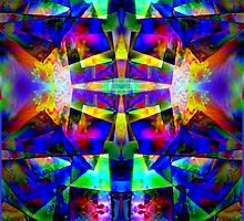 Cosmic Olmec  Design by Devalyn Marshall