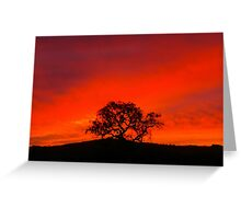 Stunning Skyscape Greeting Card