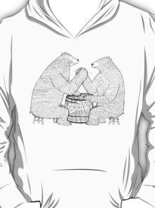 Winner gets the honey. T-Shirt