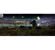 WAR OF THE WORLDS Photographic Print