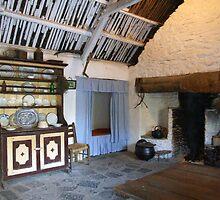 Bunratty cottage kitchen by John Quinn
